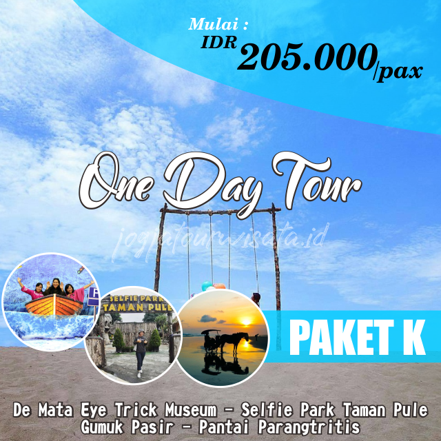 one day tour K