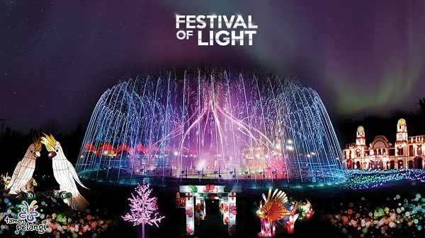 festival of light kaliurang 2019