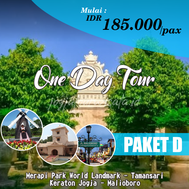 one day tour D