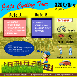 Cycling Tour. Wisata Sepeda